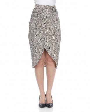 ライトブラウン  skirtを見る