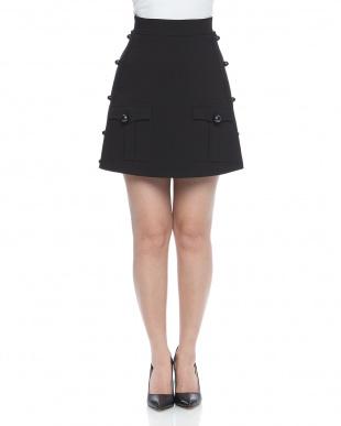 ブラック  skirtを見る