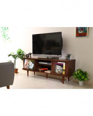 アルト TVボード 150幅 DBRを見る