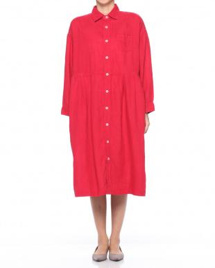 ピンク  ワイドワークドレスを見る