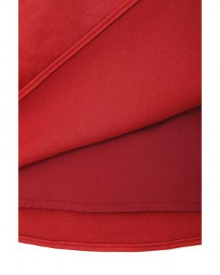 TOMATO |美人百花9月号掲載|サリーサテンギャザースカート ジルスチュアートライセンスを見る