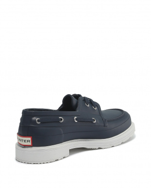 NAVY/WHITE  MENS ORIGINAL DECK SHOEを見る