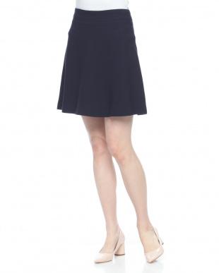 5700 ウールクレープ 台形スカートを見る