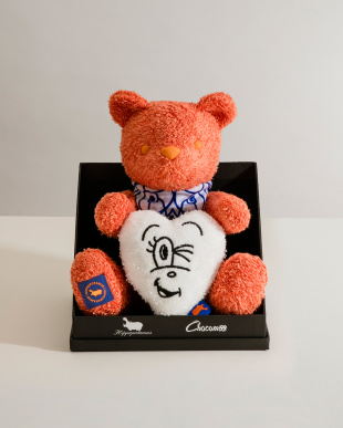 ネイビー  HIPPO TEDDY BEAR CHOCOMOOを見る