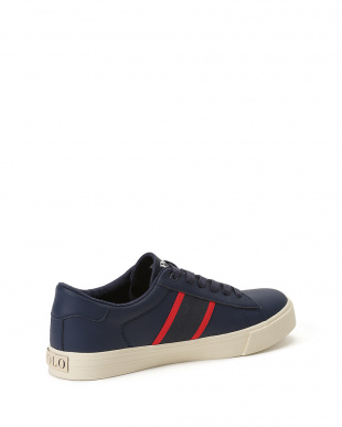 Navy Tumbled/Navy/Red w/Cream PP GEOFFを見る