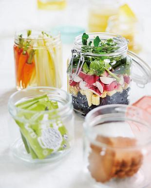 foodie jar BOR 角型750 6個入を見る