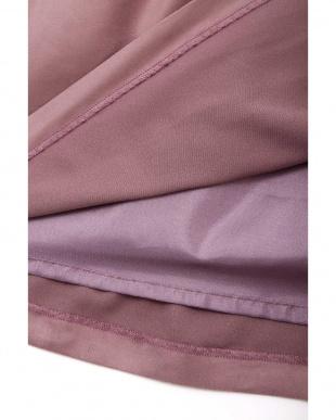 パープル1 ◆[WEB限定商品]ディアーナサテンスカート NATURAL BEAUTYを見る