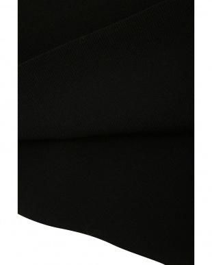 ブラック 配色ラインニットスカート TOKYO STYLIST THE ONE EDITIONを見る