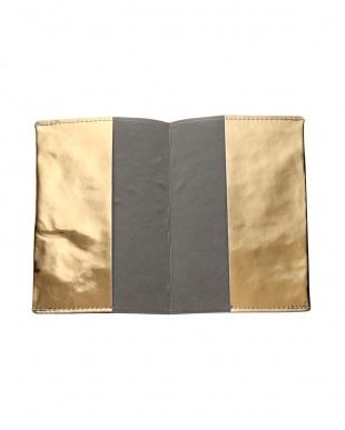 ゴールド パスポートケース・メタリック/アイ・ライク・ペーパーを見る