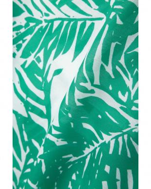 グリーン ◆パームリーフスパンツイルブラウス ピンキー&ダイアンを見る