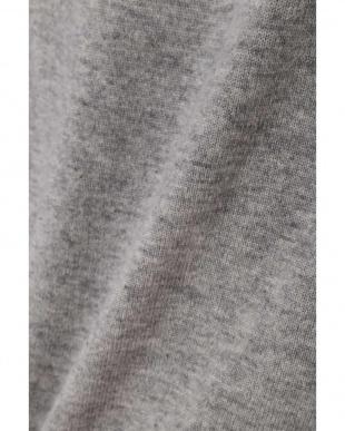 ライトグレー [TV着用][滝菜月さん着用]カシミヤ混ウォッシャブルニット NATURAL BEAUTYを見る