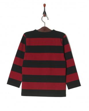 レッド系その他 J019 アニエスベー キッズ ボーダー Tシャツを見る