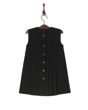 ブラック UQ06 アニエスベー キッズ ドレスを見る