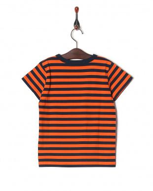 オレンジ系その他 SAU3 アニエスベー キッズ TARA 号 ボーダー Tシャツを見る