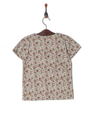 ブラウン系その他 JQ58 アニエスベー キッズ リバティプリント Tシャツを見る