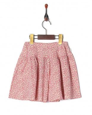 ピンク系その他 JCN8 アニエスベー キッズ キュロットスカートを見る
