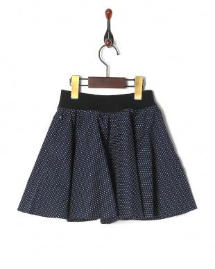 ブルー IZ74 アニエスベー キッズ スカートを見る