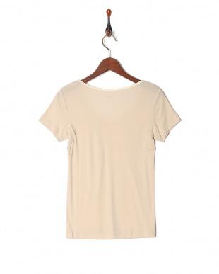 ベージュ 抗菌防臭 吸水速乾 アイスデオ 2分袖シャツを見る
