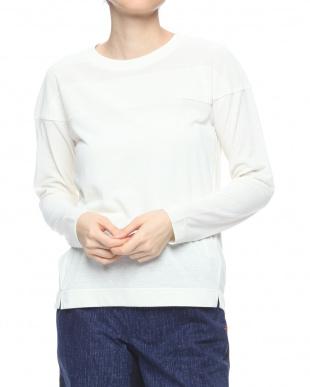 サンド レディース 【UVカット】CシールドクレストT シャツ【吸汗速乾】を見る