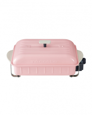 ピンク  ホームバーベキュー セラミックスチーム深鍋セットを見る