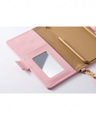 フラミンゴ iPhone8・7用手帳型ケース・ネイチャー/デジタルアクセサリーを見る