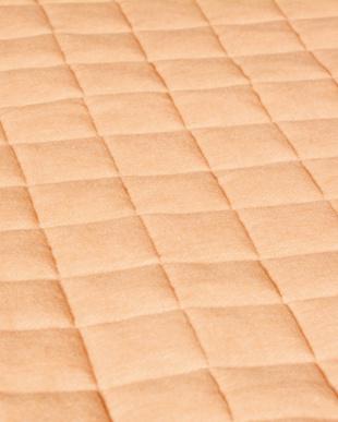 ピンク ニットキルトラグ 185×240cmを見る