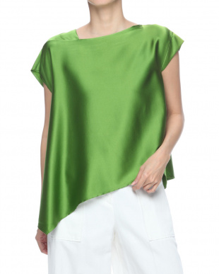 GREEN  WOVEN TOPを見る