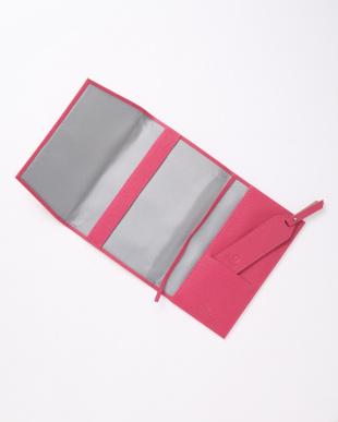 ピンク  プリズム・文庫本 ブックカバー /PEDIRを見る
