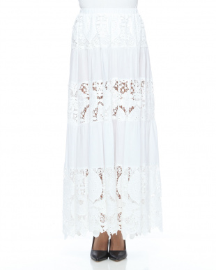 14 FLOWER LACE SKを見る