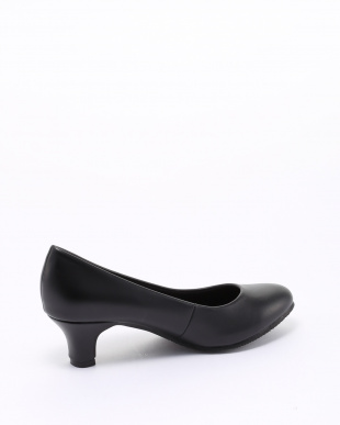 ブラック Scholl Round Leather Pumpsを見る