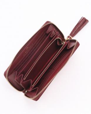 WINE クロコ型押しカウレザー 長財布を見る