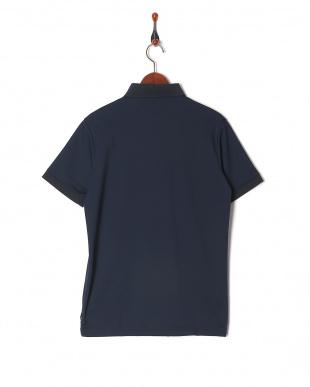 NVY MEN'S 台衿付き半袖ポロを見る