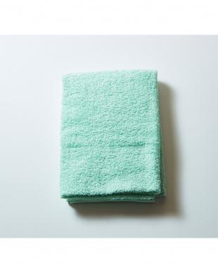 グリーン 世界三大綿「スーピマコットン」バスタオル×泉州 2枚セットを見る