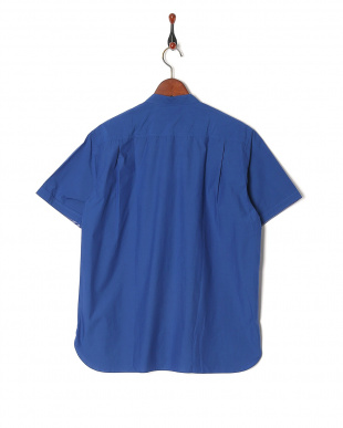 25 クレストブリッジグラフチェックポケットハーフバンドカラーシャツを見る