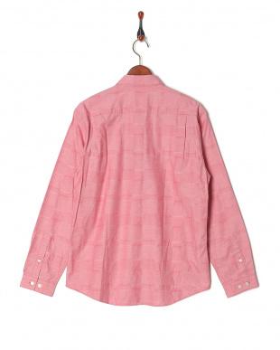12 シャドークレストブリッジチェックコットンリネンシャツを見る