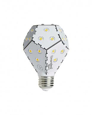 お部屋のスイッチのON/OFFで調光可能なLED電球 ナノリーフ ブルーム ホワイトを見る