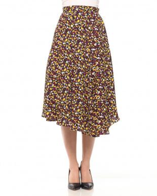 ボルドー スカートを見る