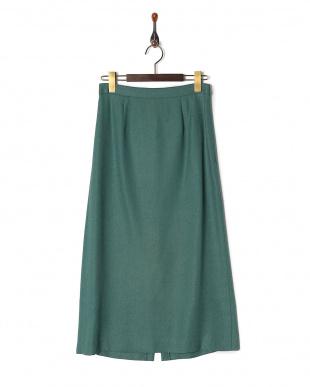 濃グリーン  スカートを見る