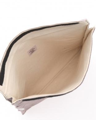 レッド PARAFFIN CANVAS ENVELOPE BAG(パラフィンキャンバス封筒型バッグ)を見る