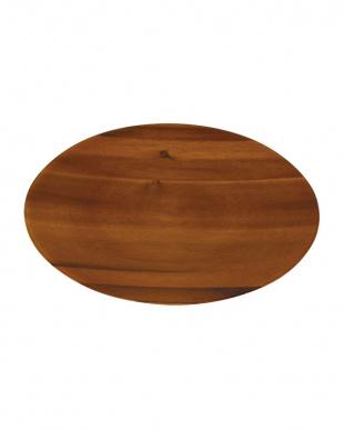 アカシア食器 丸トレー 30cm 2枚セットを見る