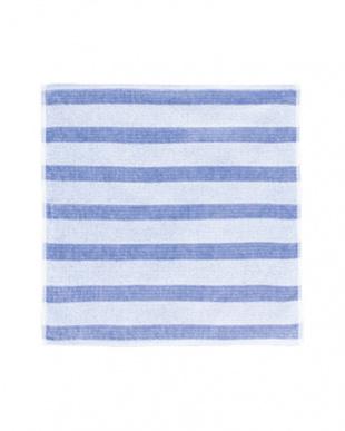 ブルー 銀の今治産キッチンクロス 5枚セットを見る