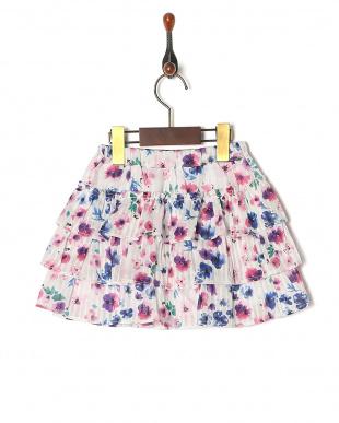 ブルー系  スカートを見る