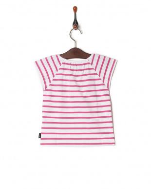 ピンク系 Tシャツを見る