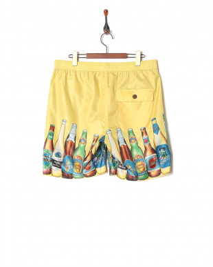 YELLOW ALOHA SHORTS(BEER)を見る