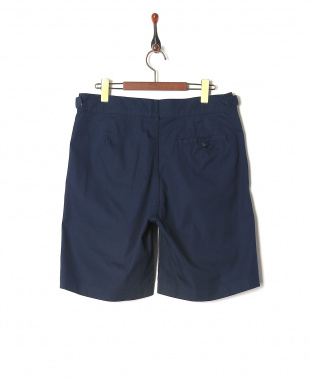 NAVY 2TUCK SHORTSを見る