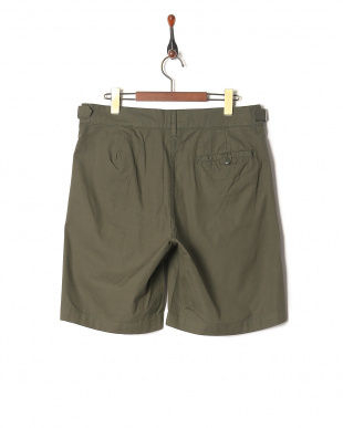 OLIVE DRAB 2TUCK SHORTSを見る