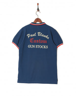 NAVY BOWLING POLO SHIRTS(GUN STOCKS)を見る
