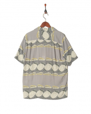 GREY ALOHA SHIRT(PINEAPPLE)を見る