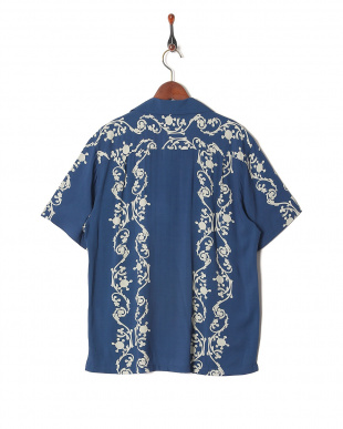 BLUE ALOHA SHIRT(ARABESQUE)を見る