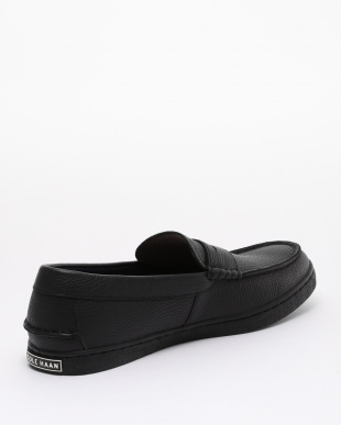 M  NANTUCKET LOAFER II:BLACK LEATを見る